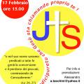 locandina evangelizzazione 17 feb.