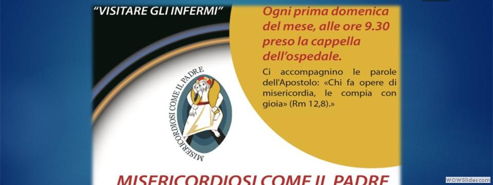 Opera di Misericordia RnS – Regione Lazio