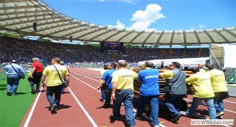 RnS Lazio all'Olimpico