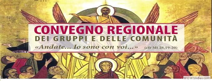 Convegno Regionale 2014