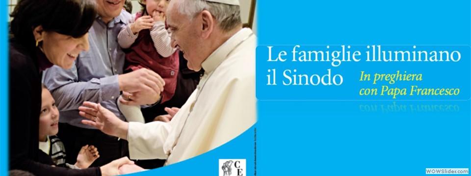 Veglia per il Sinodo delle famiglie