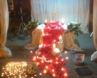 Mercy revolution: rivoluzione d'amore  a Civitavecchia