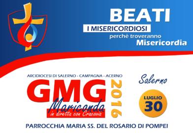 Da Cracovia a Salerno: la GMG in diretta