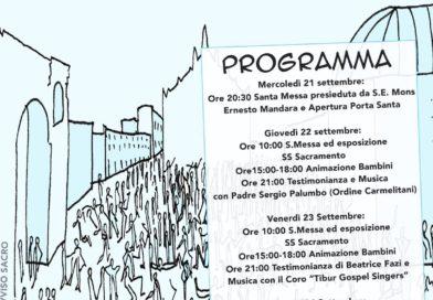 Tenda della Misericordia, a Monterotondo tra preghiera, concerti e testimonianze