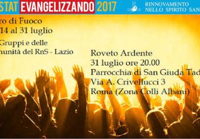 Estatevangelizzando: a Latina il grande evento di evangelizzazione
