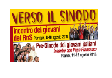 Incontro dei giovani verso il sinodo