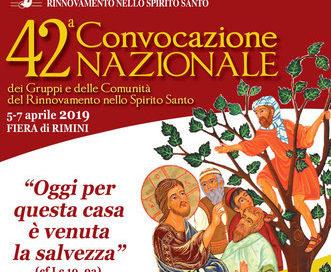 A Rimini la 42esima Convocazione Nazionale