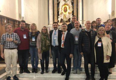 Rns Lazio, rinnovato il Consiglio Regionale di Servizio. Andrea Campagna riconfermato Coordinatore Regionale