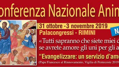 A Rimini la 43esima Conferenza Nazionale Animatori
